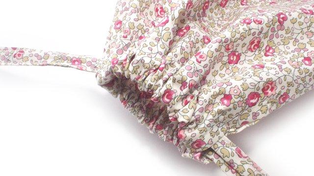 巾着 袋 作り方